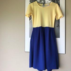 LulaRoe Amelia Dress! SZ Small!